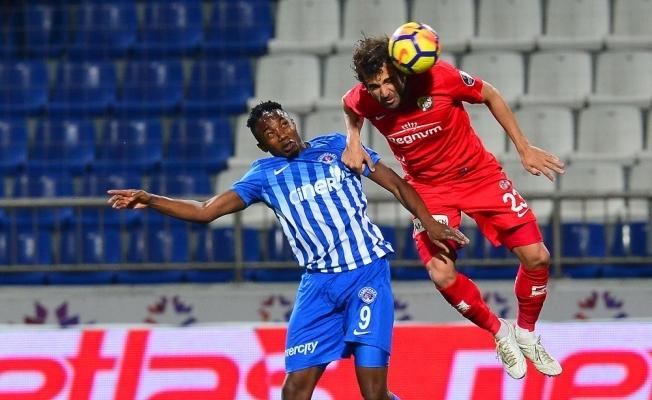 Antalyaspor, Kasımpaşa'yı mağlup etti