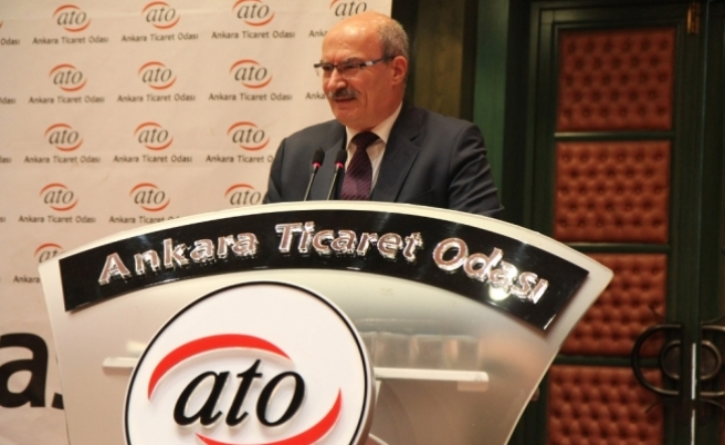 """ATO Başkanı Baran'dan """"ucube dil"""" uyarısı"""