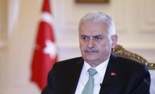 Başbakan Yıldırım Makedonya Savunma Bakanını kabul etti