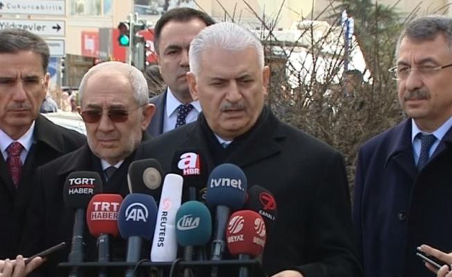 Başbakan Yıldırım'dan 'Kuzey Irak'a operasyon' açıklaması