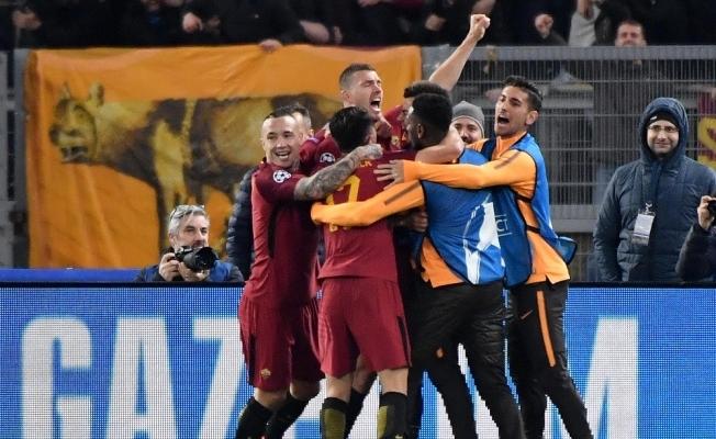 Cengiz'li Roma çeyrek finalde