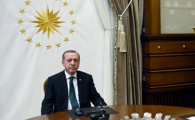 Erdoğan AK Partili milletvekilleri ile bir araya geldi
