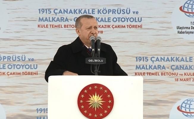 Erdoğan'dan bir müjde daha