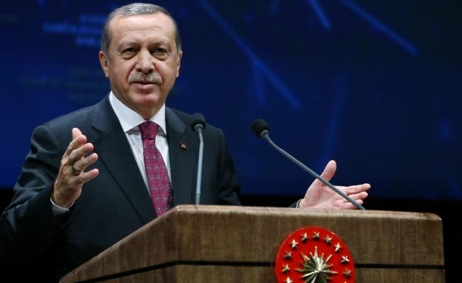 Erdoğan'ın Nevruz mesajı