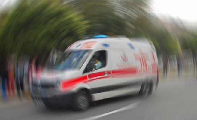 Erzurum'da trafik kazası: 3 ölü, 2 yaralı