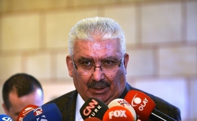 Hazırlıklar tamam: CHP, HDP ve İYİ Parti davet edilmedi