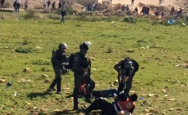 İsrail askerleri Batı Şeria'da 13 Filistinliyi gözaltına aldı