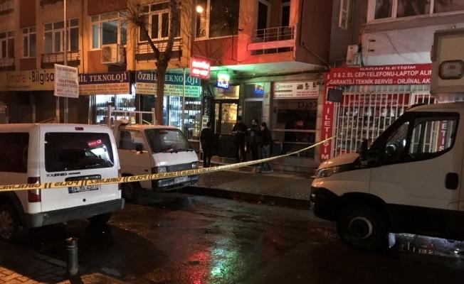 İstanbul Şişli'de silahlı saldırı: 1 ölü