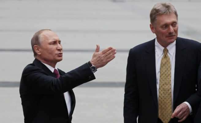 Kremlin'den İngiliz Bakan Johnson'a cevap