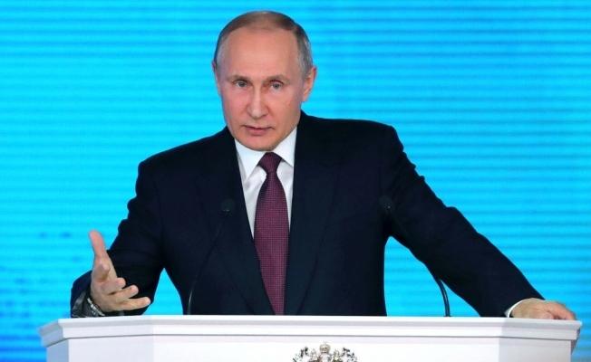 Liderlerden Putin'e tebrik yağdı