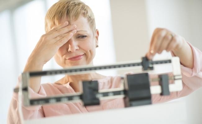 Menepoz döneminde kiloya dikkat!