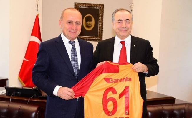 Mustafa Cengiz'den Kadıköy Belediye Başkanı'na ziyaret
