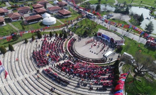 Nevruz Bayramı İstanbul'da coşkuyla kutlandı