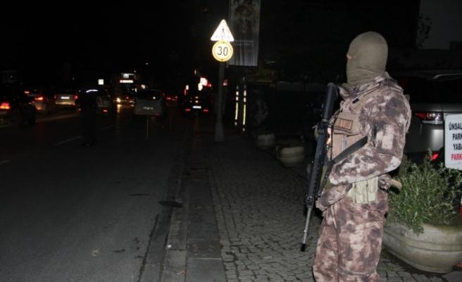 Ortaköy'de eğlence merkezine silahlı saldırıda 9 gözaltı