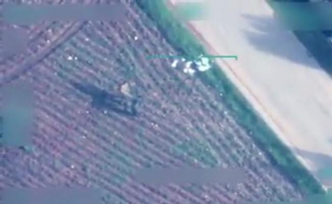 PKK/PYD'li teröristler yollara mayın döşeyip sivilleri öldürüyor