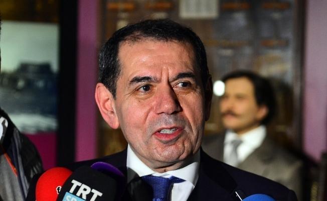 """Raporun hedefi Dursun Özbek'i karalamak"""