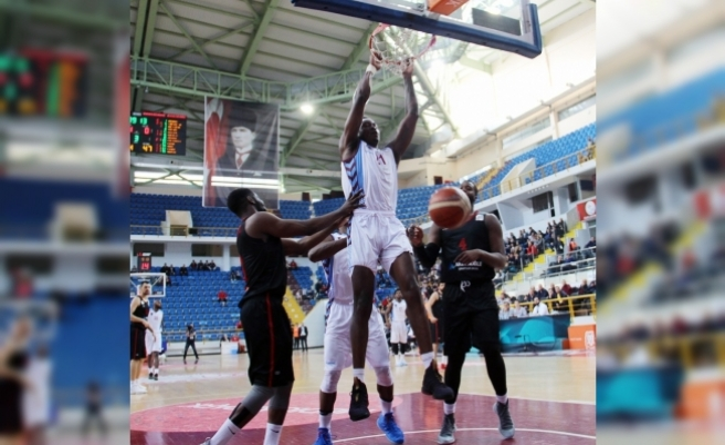 Trabzon Gaziantep'te kazandı