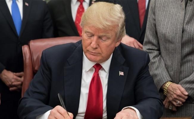 Trump beklenen çelik ve alüminyum kararını açıkladı