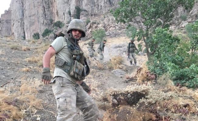 TSK Irak'ın kuzeyindeki operasyona devam ediyor