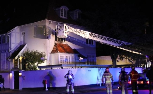 Türkiye'nin Danimarka Büyükelçiliğine saldırı
