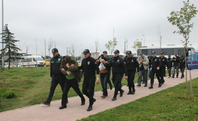 Uyuşturucu baronlarına tutuklama