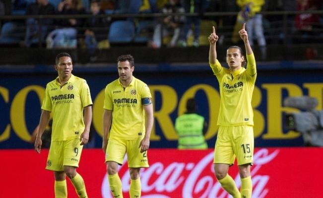 Villarreal'e galibiyeti Enes Ünal getirdi