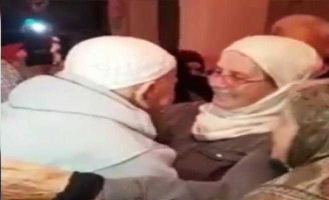 70 yıl sonra kavuşan Filistinli kardeşler