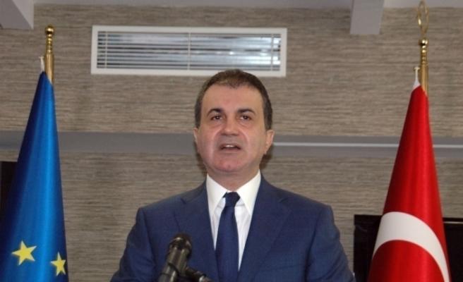 AB Bakanı Çelik'ten Yunanistan'a tepki