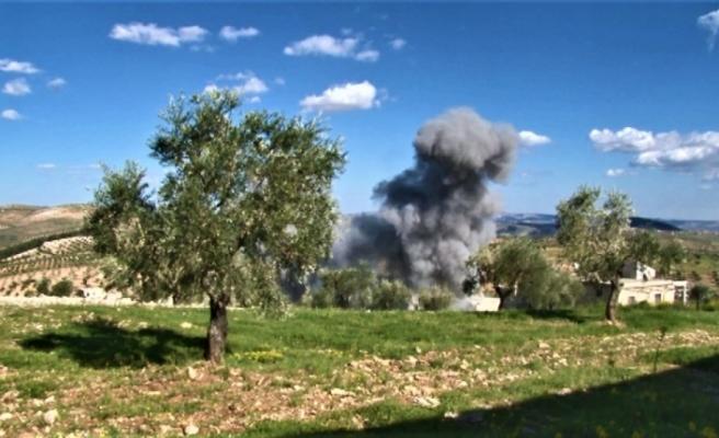 Afrin'de bombalı tuzaklar bir bir imha ediliyor