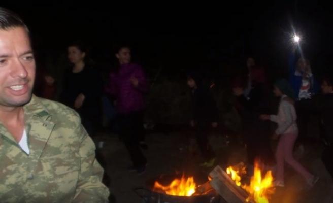 Afrin'de şehit olan Uzman Çavuş Çobanoğlu'nun görüntüleri ortaya çıktı