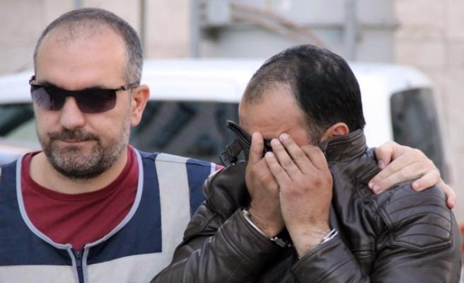 Afrin'e yardım bahanesiyle 9 ilde 9 iş adamını dolandırdı