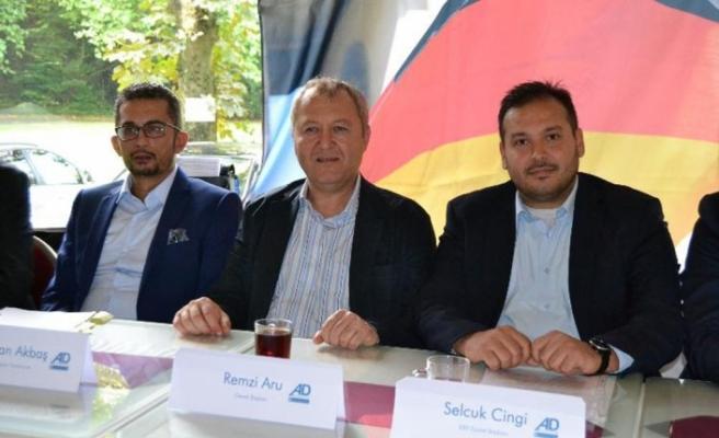 Almanya'daki Türklerden 'Cumhur İttifakı'na destek