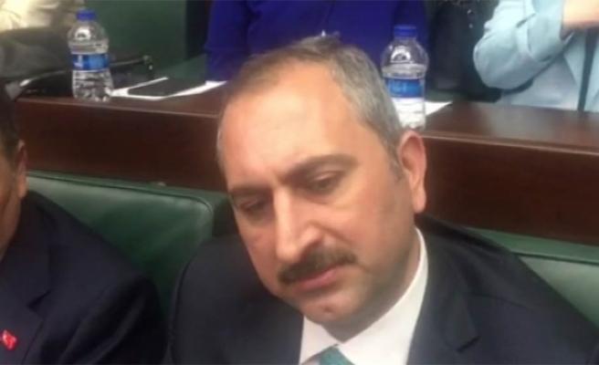 Bakan Gül'den erken seçim açıklaması