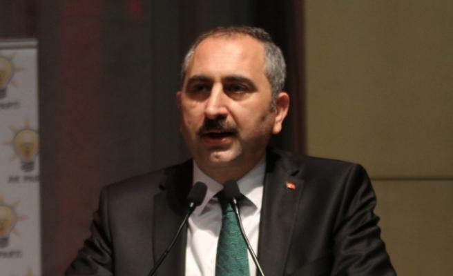 Bakan Gül'den mitinge izin vermeyen ülkelere tepki