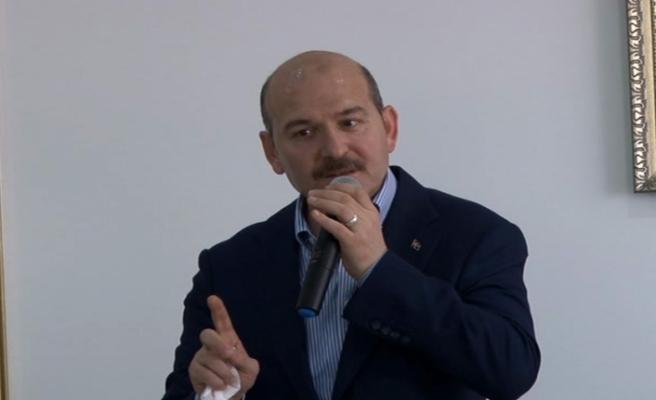 Bakan Soylu'dan Adil Öksüz açıklaması
