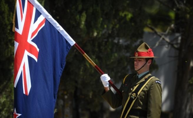 Çanakkale Kara Savaşları'nın 103'üncü yıl dönümü