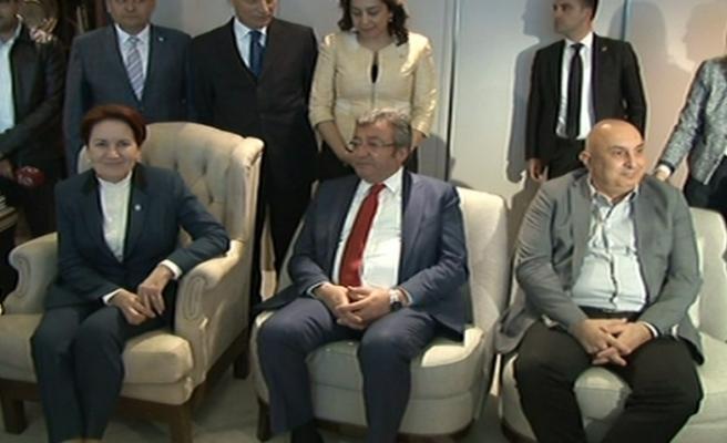 CHP-İYİ Parti görüşmesi sona erdi