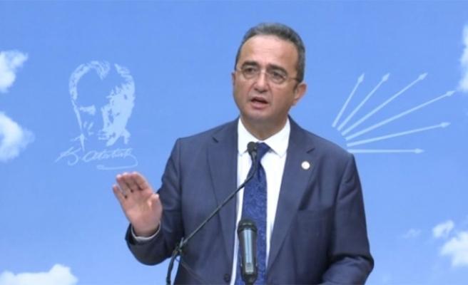CHP'li Bülent Tezcan'dan flaş açıklama
