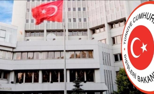 Dışişleri Bakanlığından Yunanistan'daki FETÖ kararına tepki