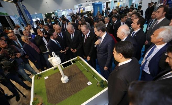 'Dünya Akıllı Şehirler Kongresi 2018' başladı