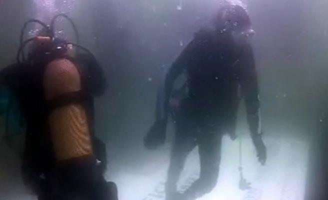 'En uzun süre soğuk denizde yaşama' rekoru kırıldı
