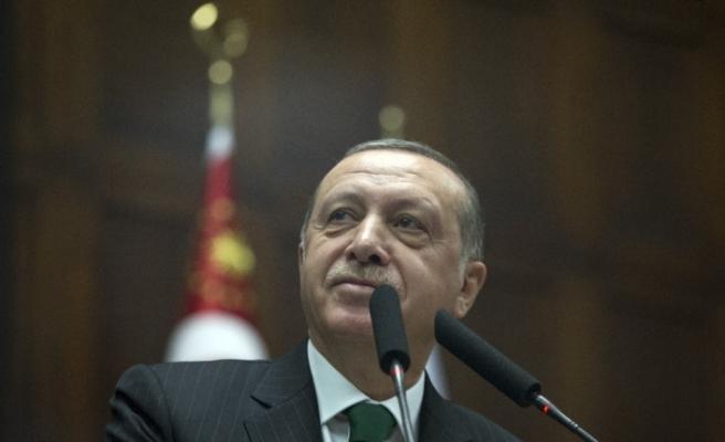 """Erdoğan'dan """"23 Nisan"""" mesajı"""