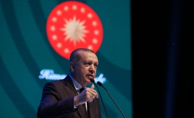 Erdoğan'dan Kılıçdaroğlu'na çağrı: Hadi gel, aday ol