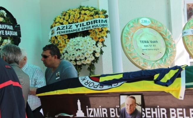 Fenerbahçeli eski futbolcu Engineri'ye son görev