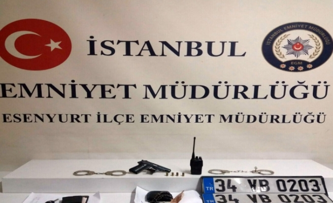 İstanbul'da 3 sahte polis tutuklandı