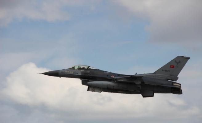 Kuzey Irak'a hava harekatı: 10 terörist daha...