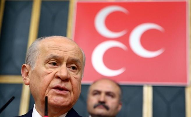 """""""MHP Erdoğan'ı destekleyecektir"""""""