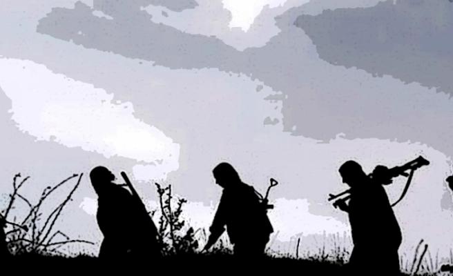 Nusaybin'de 3 terörist teslim oldu