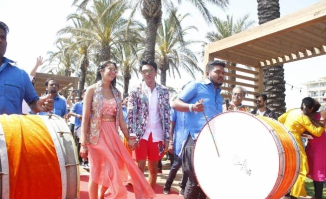 Pırlanta kralı ailenin Antalya'da 3 milyon dolarlık düğünü