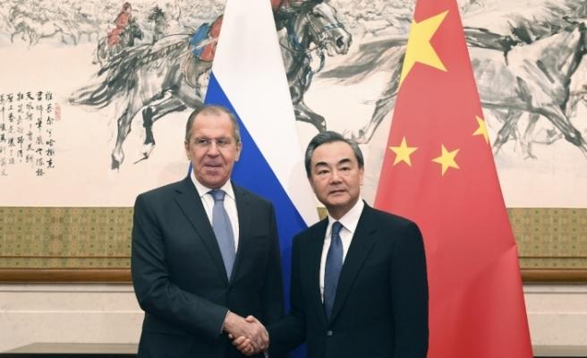 Rusya-Çin işbirliğine övgü